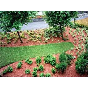 Mulch Triturado, Corteza De Pino, Acolchado, Jardineria