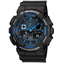 Relogio Casio G-shock Ga-100-1a2 Ga-100 Ga-200 Ga-201 Ga-110