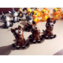 Animales De Granja, Campo En Porcelana Fria!!
