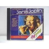 Janis Joplin The Very Best Of Cd Original Impecável