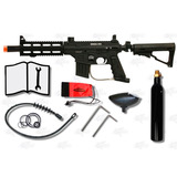 Marcadora Tippmann Project Salvo Sierra Gotcha Paintball Xtr