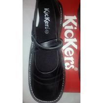 Zapatos Kickers Colegiales Originales Talla 40