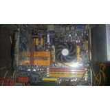 Pc Gamer Completa, Phenom Ii, T.video, 4gb Ram, Monitor,case