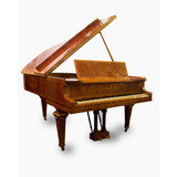 Piano 1/4 De Cola Steinway & Sons Con Caja Francesa. Unico
