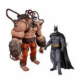 Batman Vs Bane Arkham Asylum Loja De Coleções