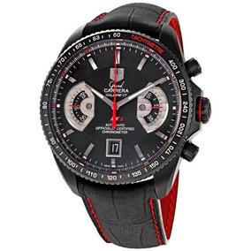 Tag Heuer Hombre Cav518b.fc6237 Grand Carrera Reloj Cronógr