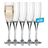 Copa Champagne Nadir Barone Vidrio 190ml X12 Unidades
