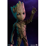 Sideshow - Guardians Of The Galaxy Vol.2 Baby Groot Maquette