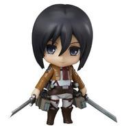 Figura Nendroid 365 Mikasa Attack On Titan/shingeki No Kyoji