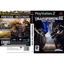 Transformers The Games