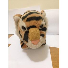 Tigre Importado De Pelucia 30 Cm