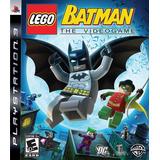 Lego Batman Ps3 Fisico New Full Gamer