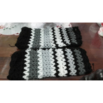 Polainas Medias Tejidos Artesanales Crochet