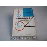 Matemática-geometría (primer Año-libro 2)