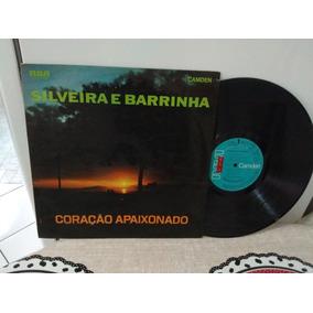 Lp-silveira E Barrinha-coração Apaixonado-sertanejo De Raiz