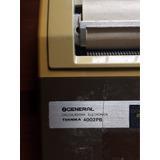 Calculadora General Teknika 4002 Pb