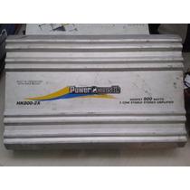 Planta Power Acustic Monoblock 800 Watts