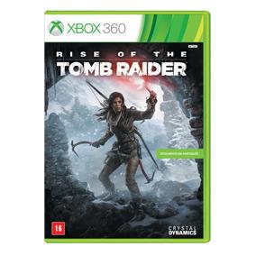 Jogo Rise Of The Tomb Raider - Xbox 360 Português