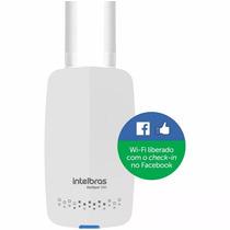 Roteador Intelbras Com Check In No Facebook Hotspot 300