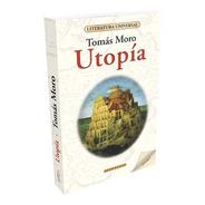 Libro. Utopia. Tomas Moro. Clasico Fontana