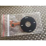 Repuesto Rueda Click Wheel Apple Ipod Classic Negro
