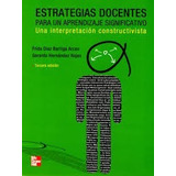 Estrategias Docentes Para Un Aprendizaje Significativo, 3ra