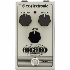 Pedal De Guitarra Tc Electronic Forcefield Compressor