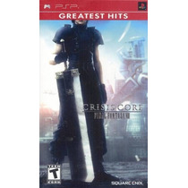 Crisis Core - Final Fantasy Vii Greatest Hits - Psp Lacrado