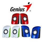 Bocinas Genius Sp-u115 Usb