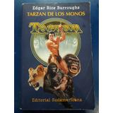 614- Tarzan De Los Monos Edgar Rice Burrougs Sudamericana