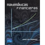 Matemáticas Financieras 3ra Edición Pdf Digital
