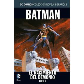 Batman: El Nacimiento Del Demonio 1 - Colección Salvat - Dc