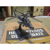 Helicóptero Agustawestland Mangusta Escala 1:72 Colección.
