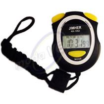 6 Pzas Cronometro Profesional Mide Exactitud Deporte Kk1052