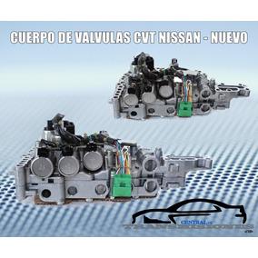 Cuerpo De Válvulas Cvt Nissan Nuevo (moderno)