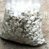 Piedra Marmol Partido Triturado Blanco No Granza Mar Del Pla