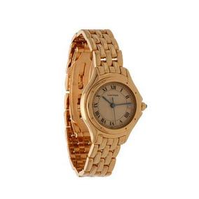 Reloj Cartier Cougar Para Dama.