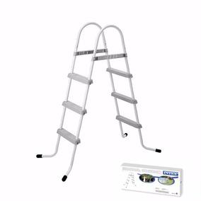 Escalera Para Albercas Sobre Piso De 91 Cm Intex Bestway