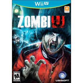 Jogo Zombi U Nintendo Wii U
