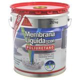 Sikalastic 560 Membrana Liquida Con Poliuretano X 20 Kg Rojo