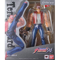 Action Figure The King Of Fighters - Terry Bogard - Bandai
