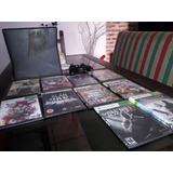 Consola Xbox 360 Chipeada Con Juegos Impecable
