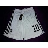 Short Juventus Talla L # 10
