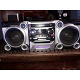 Equipo De Sonido Philips Graba A Usb De Cd Radio O Casette