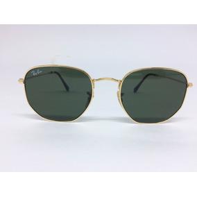 c9875740e1266 Ray Ban Hexagonal Flat Len De Sol Outros Oculos - Óculos no Mercado ...
