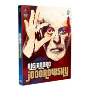Alejandro Jodorowsky - Box Com 2 Dvds - 4 Filmes - Cards