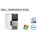 ¡¡¡ Oferta Cpu Dell Dimension E520 Core 2 Duo !!!
