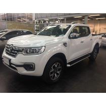 Renault Alaskan Intens Color Blanco Modelo 2017 Full Equipo