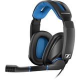 Audifono Gaming Sennheiser Gsp 300 Compatibilidad: Pc, Mac