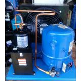 Unidad Condensadora Refrigeracion Cap 1.5 Hp 220 Cava Cuarto